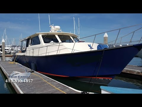 San Francisco Yacht Charter -  Affordable Social Event Yacht from 1-40 Passengers