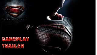 Man of Steel First Look Gameplay Trailer IPod iPad iPhone Ipad Mini