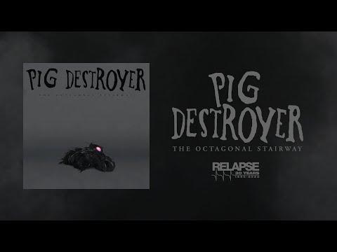 PIG DESTROYER - The Octagonal Stairway [FULL ALBUM STREAM]