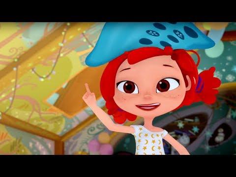 Сказочный патруль -  Возвращение зайки - 17 серия - мультфильм о девочках волшебницах - Как поздравить с Днем Рождения