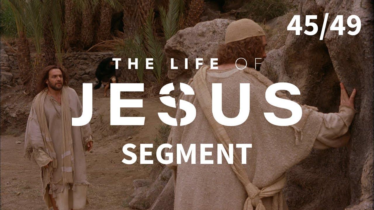 The Life of Jesus • Hebrew • 45 of 49