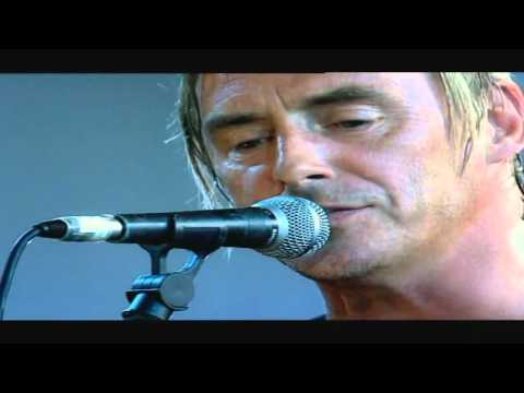 paul weller -  my ever changing moods (live)