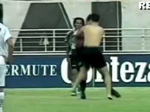 Craziest Hooligans - Hooligan vs Referee