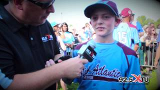 Taney Dragons Welcome Home Parade