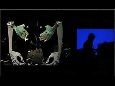 O Green World Gorillaz Demon Days 2006 Youtube