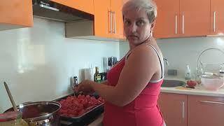 2часть Рецепт томатной пасты