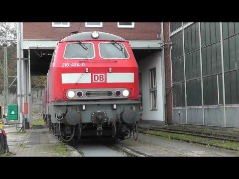 Baureihe 218 Spezial