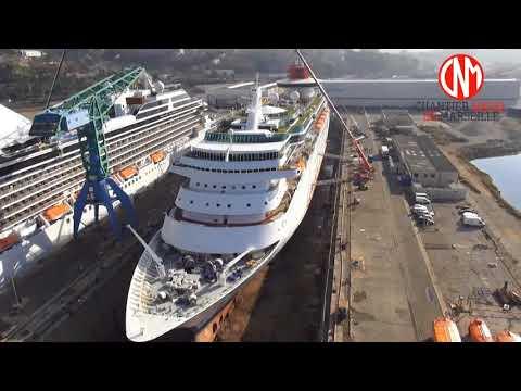 Cruise Ships Refitting Showcase