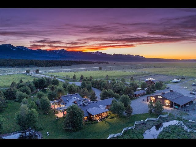 Sprawling Horse Ranch in Stanley, Idaho | Sotheby's International Realty