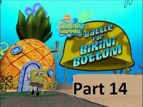 Battle For Mermalair Spongebob Bikini Bottom