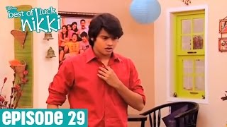 Best Of Luck Nikki  Season 2 Episode 29  Disney India Official