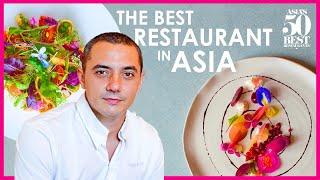 Inside Odette: The Best Restaurant in Asia 2019