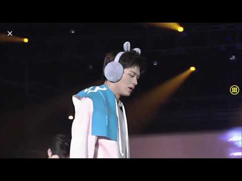 180224 BTOB TIME (HD),Finale: Our Concert ,Sungjae Crying 😭, Sungjae Focus