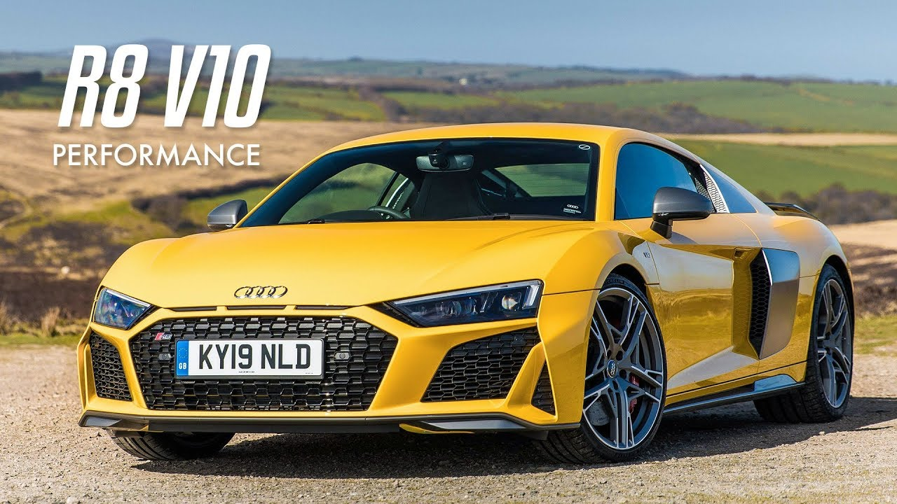 New Audi R8 V10 Performance Road Review Carfection 4k Youtube