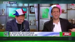 After Foot du mercredi 13/06 - Partie 4/6 - Les chapeaux de l'After