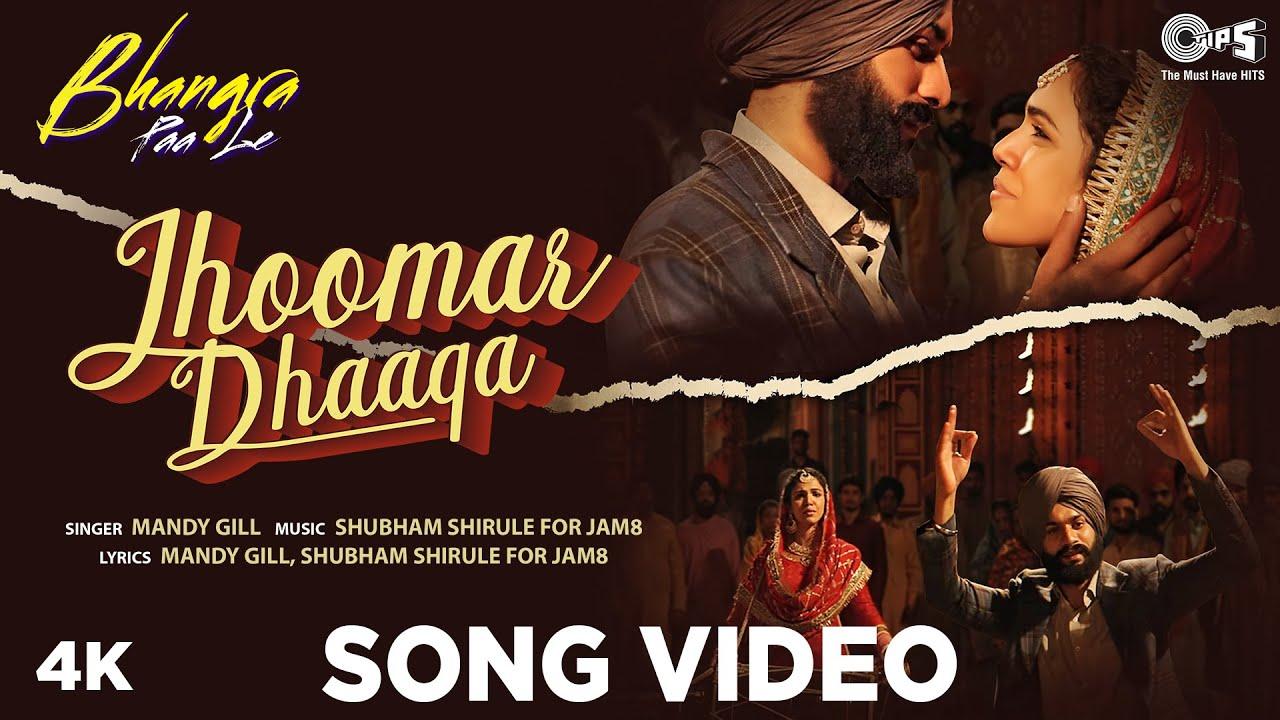 Jhoomar Dhaaga - Bhangra Paa Le | Sunny Kaushal, Shriya Pilgaonkar | Mandy Gill | Latest Song 2020