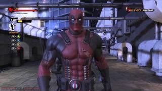 Deadpool O jogo Gameplay Legendado em PT-BR