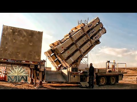 David's Sling Missile System - New Israel Missile Defense System [Review]