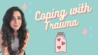 How to cope with trauma at home |Mental Health Over Coffee | Micheline Maalouf #PTSD #complextrauma
