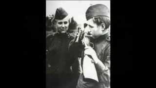 Советские женщины во время Второй Мировой Войны