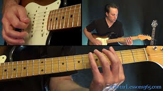 All Day and All of the Night Guitar Lesson - The Kinks