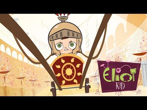 Eliot Kid - Season 1 - Episode 22 - The New Kid In School