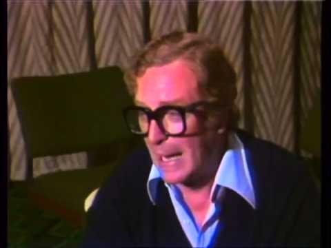Michael Caine - Thames News
