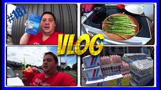📷Dietician |  Konas Ice | Zevia & Bubbly | Asparagus |  310 Juice | Free Shirt | Errands📷-Vlog #187