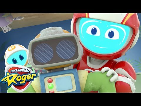 Space Ranger Roger | Roger's Toy Trouble |...