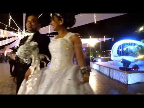 Stitches of love   asvill & melita wedding shot film