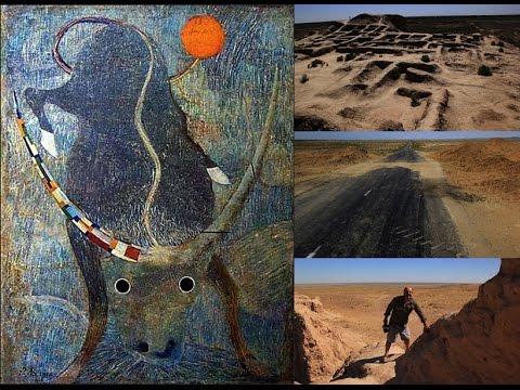 149. ΚΑΡΑΚΑΛΚΠΑΣΤΑΝ - KARAKALPAKSTAN: Nukus, The Desert of Forbidden Art
