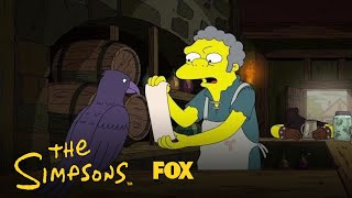Bart Pranks Moe | Season 29 Ep. 1 | THE SIMPSONS