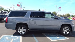 2016 CHEVROLET SUBURBAN Redding, Eureka, Red Bluff, Chico, Sacramento, CA GR112441