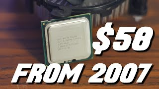 The $58 i9 7900X & RX Vega 64 Combo from 2007 - enthusiast PC gaming 10 years ago