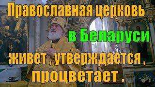 Проповедь в неделю Торжества Православия 2018 митрополита Минского и Заславского Павла .Великий пост