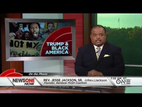 Rev. Jesse Jackson: 'We Must Protect What We've Gained'