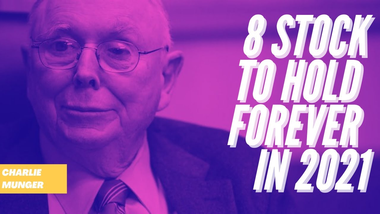 🆕 8 stocks To Buy And Hold And Retire Rich For Everyone. Check It Out!| Charlie Munger