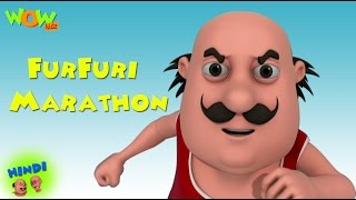 FurFuri Marathon | Motu Patlu in Hindi WITH ENGLISH, SPANISH & FRENCH SUBTITLES | As seen on Nick