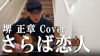 さらば恋人 弾き語り 堺 正章 Cover with BOSS DR-01S thumbnail