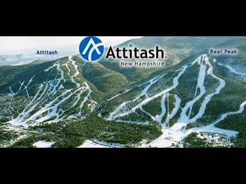GoPro Skiing Attitash Mountain Resort 2015