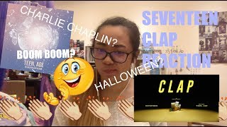 SEVENTEEN - CLAP Reaction