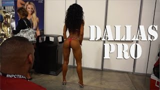 "Michelle Sylvia Part 1 -The Road To ""O"" -Travels - Dallas Pro- Checkins - Burgers"