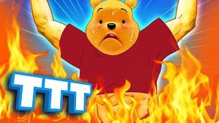 JESTER WITH A FIRE GUN?! | Gmod TTT