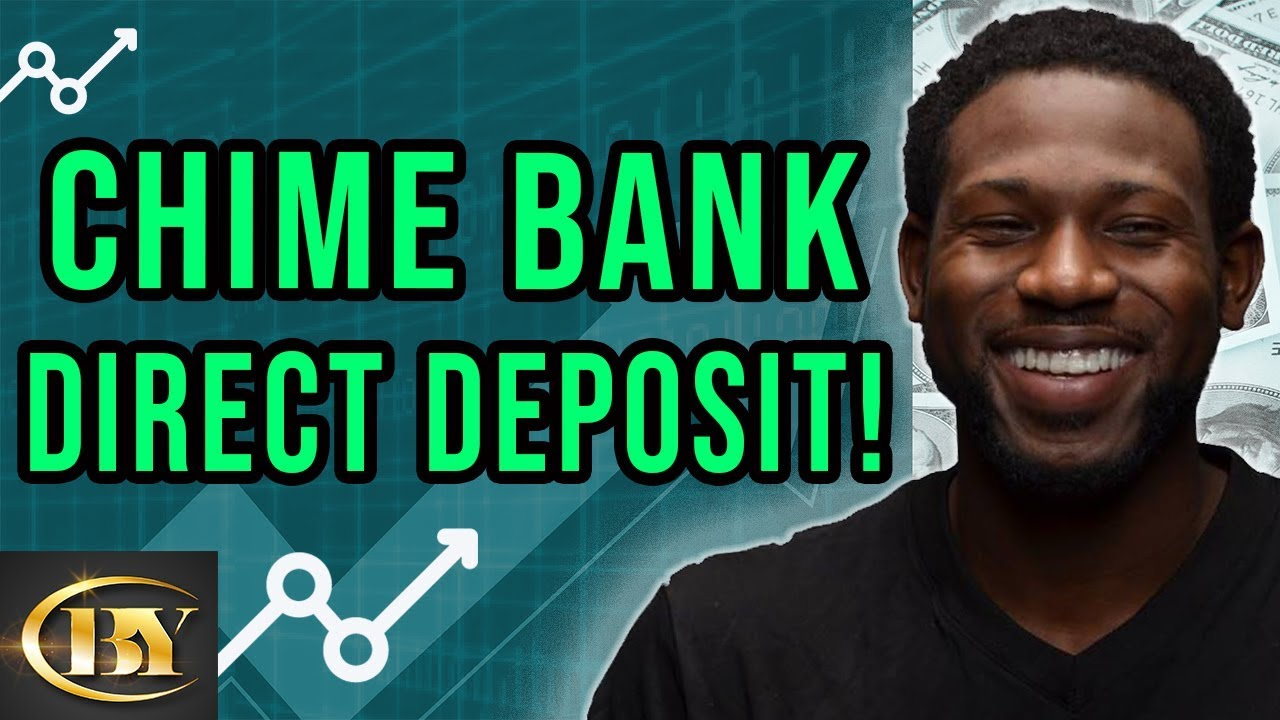 CHIME BANK DIRECT DEPOSIT - 3 TIPS!
