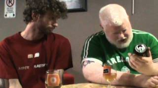 Laker Ice : Albino Rhino Beer Review