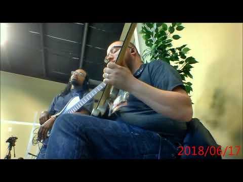 Backing the Preacher (10am) - Life Changing Christian Center - Dan Spiffy Neuman on guitar
