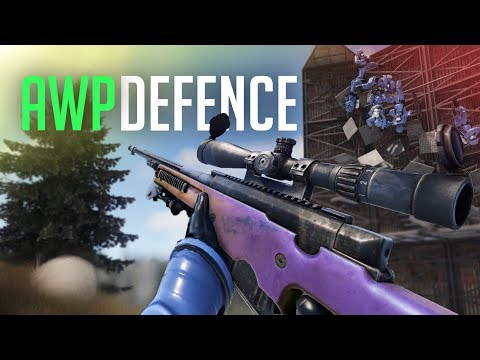L96 AWP DEFENCE - Rust Allstars