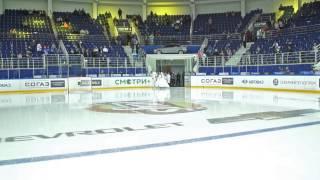 Свадьба на хоккее