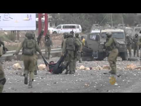 Undercover Israeli Officers Capture Palestinian Protesters