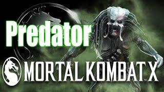 Прохождение Mortal Kombat X - Predator [Хищник] - ч.2 - Еще один трофей